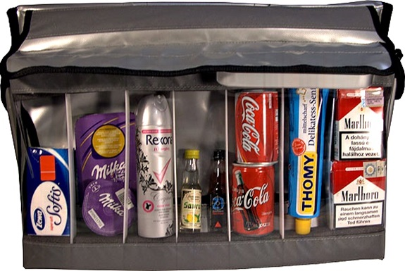 foodsampling tray for portable beverage and foodsmpling